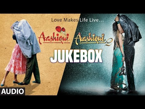 Aashiqui Songs Most Bollywood Romantic Songs  Aashiqui & Aashiqui 2  Jukebox