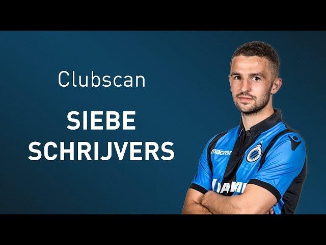 Siebe Schrijvers | ClubScan | 2018-2019
