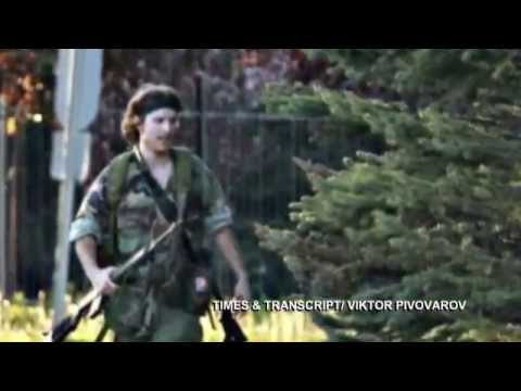 Justin Bourque rampage: what police say happened