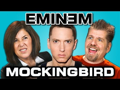 EMINEM - MOCKINGBIRD (REACT: Lyric Breakdown)