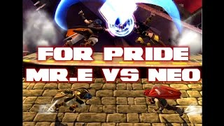 【For Pride!】 4 Intense Matches Between Mr.E(Marth) and Neo(Lucina/Roy)