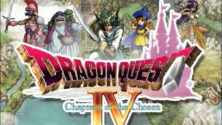 Weekly RPG Music 13 - Dragon Quest 4: Menuet (Castle) ~ Night