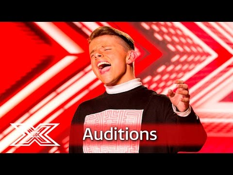 James Hughes has got some serious soul | Auditions Week 1 | The X Factor UK 2016 streaming vf