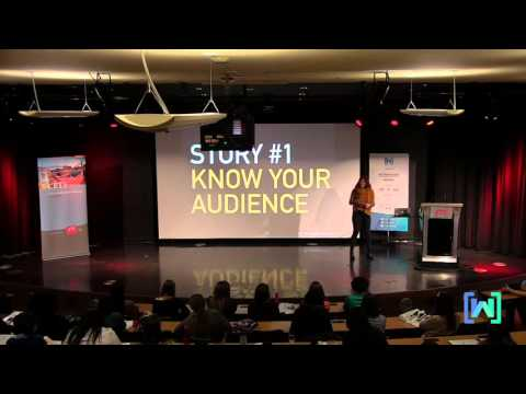 Set Yourself Apart: Finding & Engaging your Audience by Maeghan Smulders
