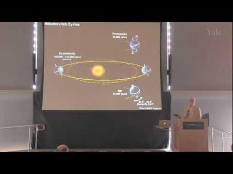 Holocene Arctic Climate: Past, Present and Future: Prof Raymond Bradley