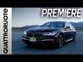 Nuova BMW 760Li: il test drive di Augusto Farfus | Quattroruote