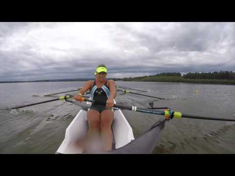 Green Lake Crew WV8 Northwest Rowing Regionals, Coxswain Recording