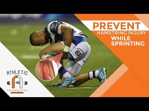 Hamstring Injury | How To Treat & Prevent Hamstring Strains While Sprinting