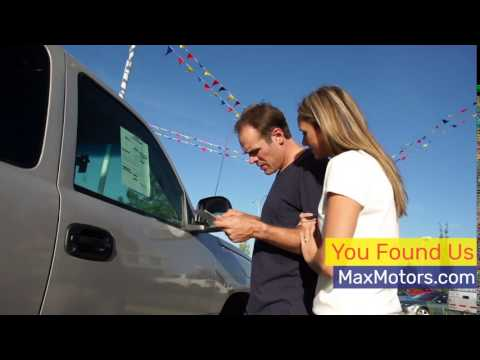 MAX EASIEST PLACE TO BUY A CAR