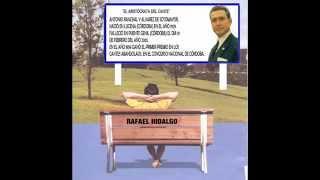 """ANTONIO RANCHAL  """" EL ARISTÓCRATA DEL CANTE""""   POR RAFAEL HIDALGO"""
