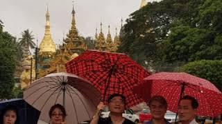 미얀마 골프  여행 준…