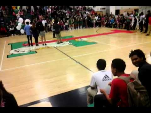best pep rally (2014)