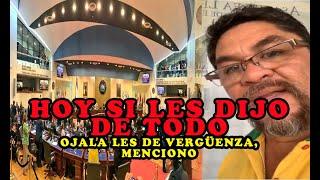 Salvadoreño alfa OTRA VEZ LES DICE SUS VERDADES a los diputad0s