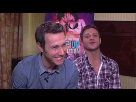 Dancer Talk: A Q&A with Step Up: Revolution's Christopher Scott and Misha Gabriel