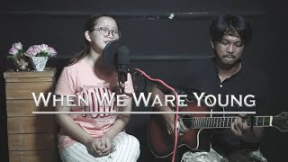 Download Mp3 When We Ware Young  Adele  Cover Akustik