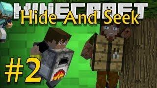 Minecraft : Hide And Seek(#2)