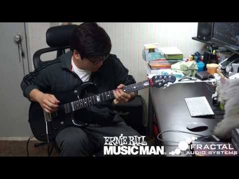 Musicman JPM VS Les Paul(Michiya Haruhata - Next Season)