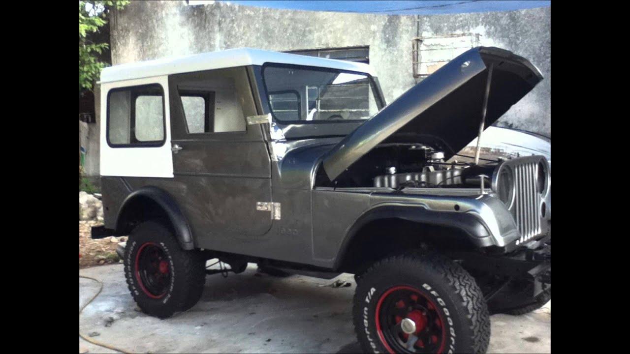 """jeep cj5 1976 """"clenudo"""" - youtube"""