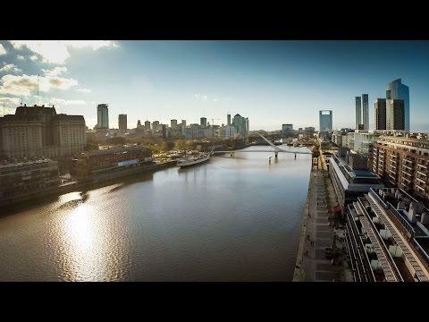Buenos Aires desde un drone - Grabaciones aéreas en Full HD