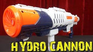 """NERF SUPER SOAKER HYDRO CANNON"" -Vorstellung"