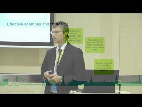 Intars Garbovskis, Accenture Latvia, Information Security Lead