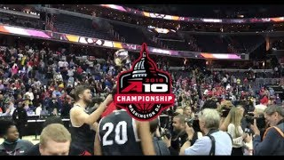 2018 Atlantic 10 Mens Basketball Championship Post-Game