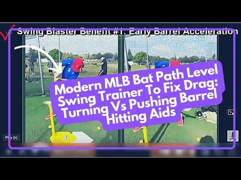 Baseball Training Aids Review: Long Slow Swing Fix?