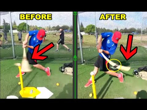 Baseball Training Aids Review: Long Slow Swing Fix?