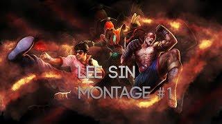 Hi Im vHoàng Lee Sin Montage #1