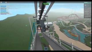 epic roblox rollercoaster ride