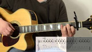Birdy-People Help the People /Tutorial / Guitar Lesson