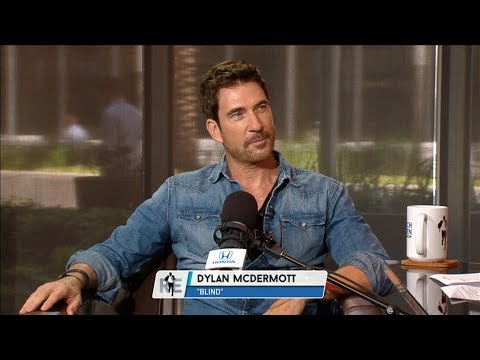 "Actor Dylan McDermott of New Film ""Blind"" Joins The Re Show in Studio - 7/14/17"