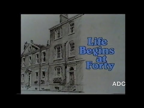 Life Begins at Forty series 1 episode 2 Yorkshire TV 1978 starting Rosemary Leach