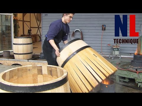 Creative Woodworking Projects with Machines and Skillful Workers at High Level Part 3