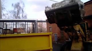 Снегоплавильная установка ОСА-1.12