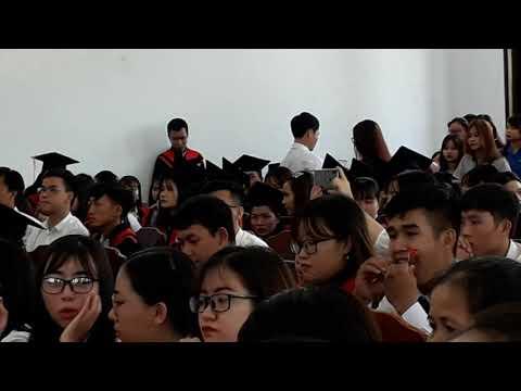 Văn nghệ chào mừng lễ tốt nghiệp k39 Đại học luật Huế