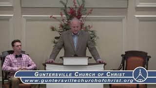 Guntersville Church of Christ December 29, 2019