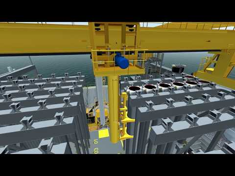 Tree C Technology BV, Fall Pipe Vessel Simulator