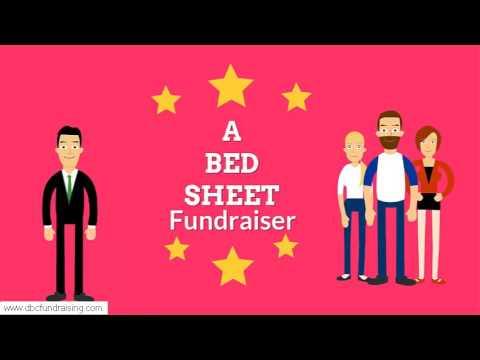 Bed Sheet Fundraiser Great Cheerleading Fundraising Idea 866-737-6230 x 3 DBC Fundraising