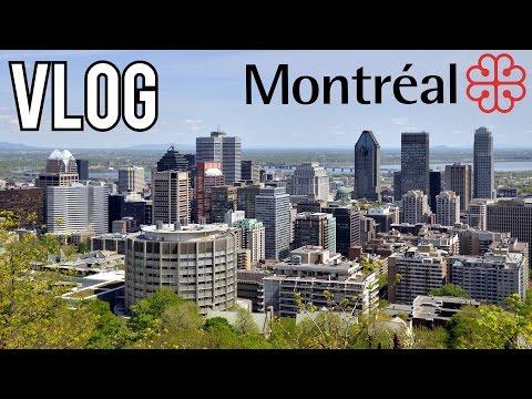 VLOG - Découverte de Montréal - Québec ! avec EzorFR