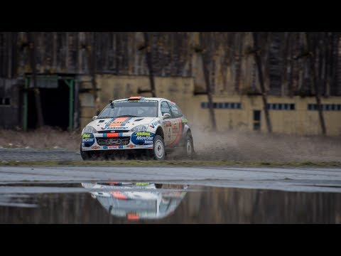 Alister McRae drives Colin's FORD FOCUS RS WRC