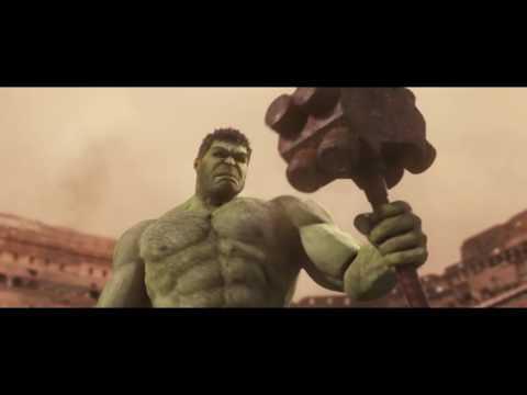 Avenger's Infinity War Hulk by Anthony Mcgrath