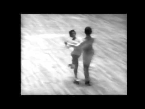 Roller Skating Nationals Junior rRobin Orcutt-American Dance 1979
