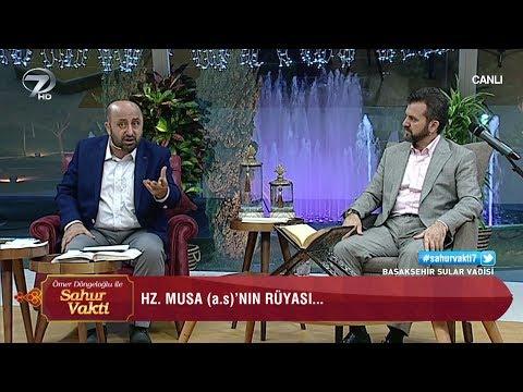 Ömer Döngeloğlu İle Sahur Vakti - 21 Mayıs 2018