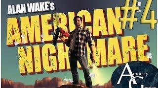 "Alan Wake American Nightmare - P4 ""Mexican Handoff"" Gameplay/Walkthrough 1080p! Xbox360/PS3/PC"