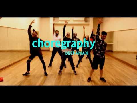 No Make Up - Bilal Saeed Ft. Bohemia | Choregraphy | DeepAman