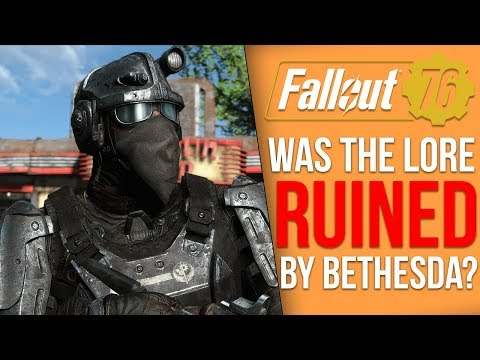 Did Bethesda Ruin Fallout 76's Lore by Including the Brotherhood of Steel?