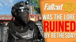 Did Bethesda Ruin Fallout 76