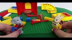 LASTENOHJELMIA SUOMEKSI - Lego ja talon rakentaminen