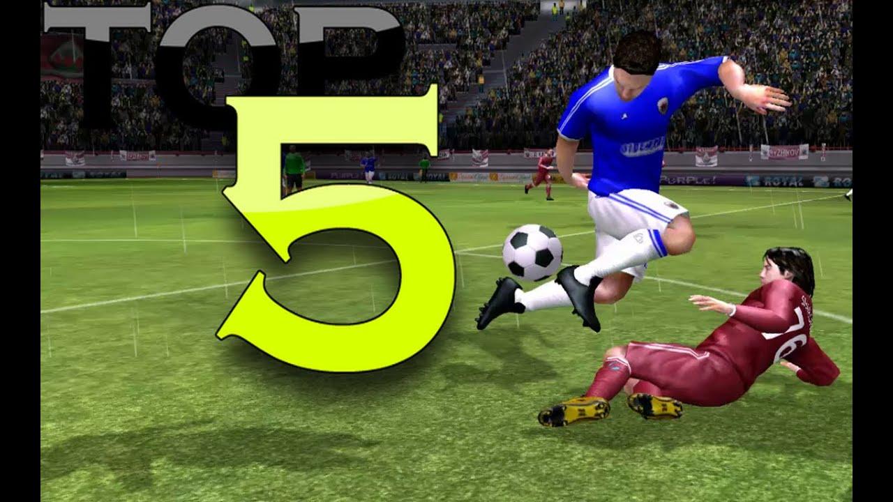 Los mejores juegos de fútbol para Android - Descargar ...